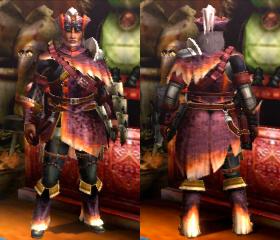 Armure Jaggi S (Artilleur) (MH4)