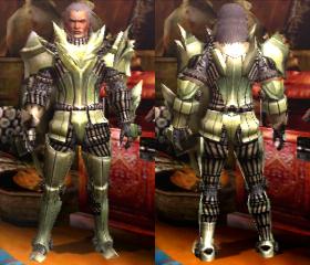 Armure Artian (Artilleur) (MH4U)
