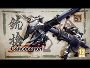 Monster Hunter Rise - Lancecanon - Nintendo Switch