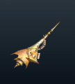 MH4U-Relic Hunting Horn 002 Render 002