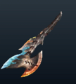 MH4U-Relic Switch Axe 007 Render 002