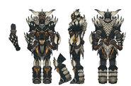 MHW-Nergigante Armor Concept Art 001