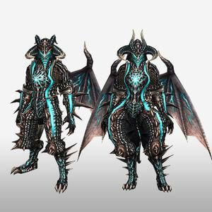 FrontierGen-Dragon G Armor (Blademaster) (Front) Render.jpg