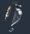 MH3U - Arc - Harpe Hippocampe