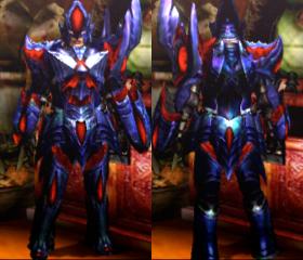 Armure Brachydios S (Artilleur) (MH4)
