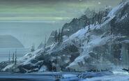 MHO-Yilufa Snowy Mountains Concept Art 012