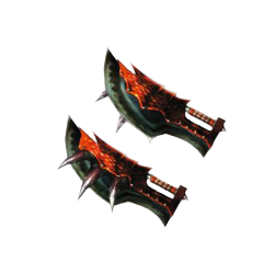 MH4U - Doubles Lames - Griffes funestes