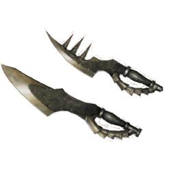 MH4U - Doubles Lames - Double trancheuse