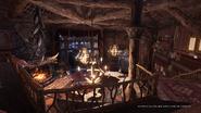 MHWI-Seliana (Hunter's Room) Screenshot 1