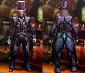 Armure Bnahabra X (Épéiste) (MH4U)