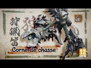 Monster Hunter Rise - Corne de chasse - Nintendo Switch
