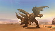 MHP3rd Diablos Intro