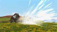 MHFGG-Bulldrome Screenshot 001