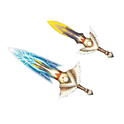 MH4U - Doubles Lames - Appallagombes