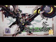 Monster Hunter Rise - Morpho Hache - Nintendo Switch