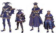 Empress Armor Artwork