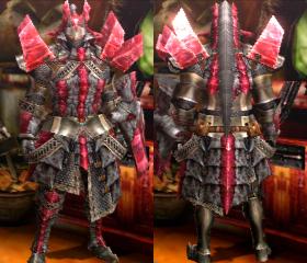 Armure Basarios U (Artilleur) (MH4)