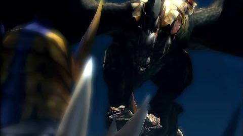 3DS『モンスターハンター4G』 プロモーション映像3-1