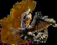 MHXX-Deviant Diablos Render 001