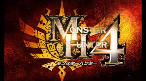 Battle Frozen Seaway 【氷海戦闘bgm】 Monster Hunter 4 Soundtrack rip