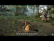 怪物猎人Online(Monster Hunter Online) CBT2 Hammer Course