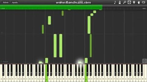 Bherna Village Theme (Monster Hunter Generations) Synthesia