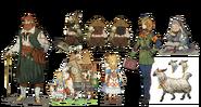 MHGen-NPCs Concept Art 001
