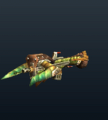 MH4U-Relic Light Bowgun 004 Render 004
