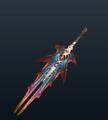 MH4U-Relic Great Sword 003 Render 001