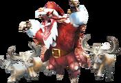 Volvidon de Noël