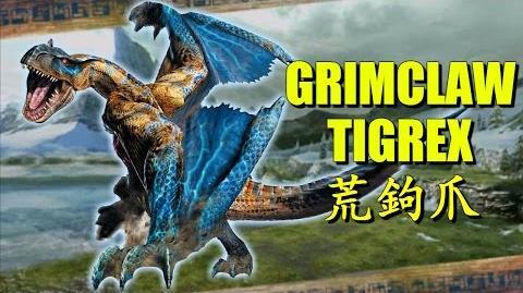 Tigrex Griffe-sombre/Vidéos