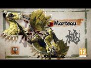 Monster Hunter Rise - Marteau - Nintendo Switch