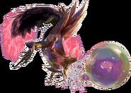 MHGen-Ferocious Mizutsune Render 001