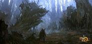 MHO-Dark Veil Forest Concept Art 009