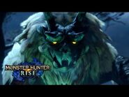 Monster Hunter Rise - Trailer Chevauchée de wyvernes!
