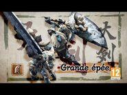 Monster Hunter Rise - Grande épée - Nintendo Switch