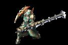 MH3U - Armes (Composants)