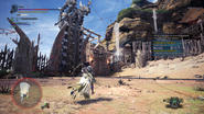 MHWI-Arena Screenshot 3
