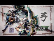 Monster Hunter Rise - Bow