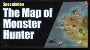 The Map of Monster Hunter