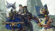 Monster Hunter Rise - Announcement Trailer