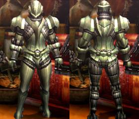 Armure Artian EX (Artilleur) (MH4)