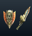 MH4U-Relic Charge Blade 004 Render 002