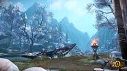 MHO-Yilufa Snowy Mountains Screenshot 001