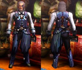 Armure Bnahabra S (Artilleur) (MH4)