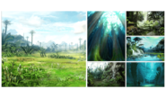 MHGen-Ancient Forest Concept Art 001