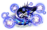 MHXR-Thunderbubble Mizutsune Render 001