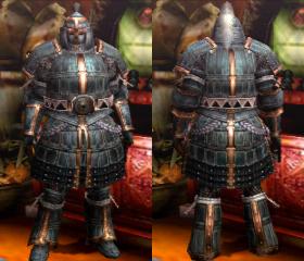 Armure Indra (Épéiste) (MH4)
