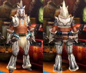 Armure Kirin S (Artilleur) (MH4)