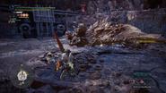 MHWI-Diablos Screenshot 1